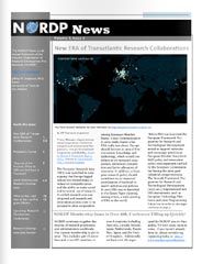 NORDP News Volume 2 Issue 1