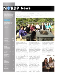 NORDP News Volume 3 Issue 2